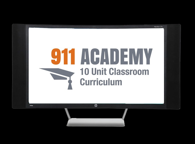 ONLINE 9-1-1 Academy Curriculum + Certification